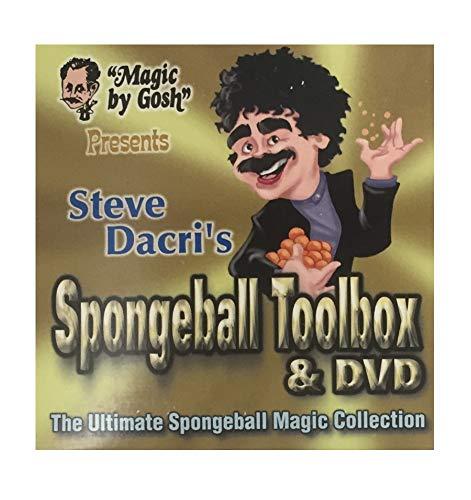 Spongeball Toolbox & DVD