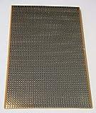 Unbekannt Kemo Experimentierplatine KEMO, 2,54er-Streifenraster, 100x160mm