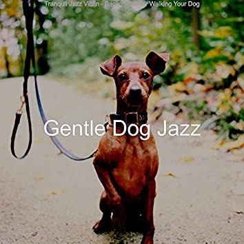 Tranquil Jazz Violin - Background for Walking Your Dog