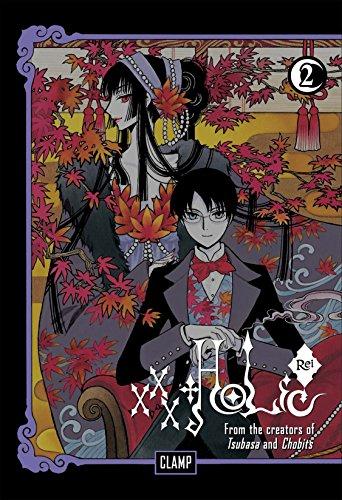 xxxHOLiC Rei Vol. 2 (English Edition)