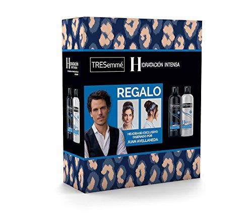 TRESemmé Hidratación Intensa, Champú y Acondicionador - 4 paquetes de 3 piezas (Total 12 piezas)
