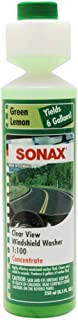 Sonax (386141) Clear View Windshield Washer 1:100 Concentrate - 8.45 oz.
