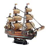 Puzzle Rompecabezas de Papel 3D 3D Tridimensional del Molde del Modelo Nombre del inmueble niños creativos Juguetes San Felipe, 248 Piezas