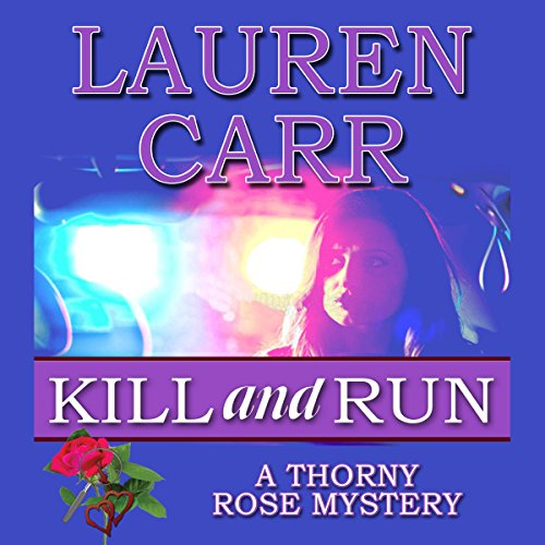 Kill and Run audiobook cover art