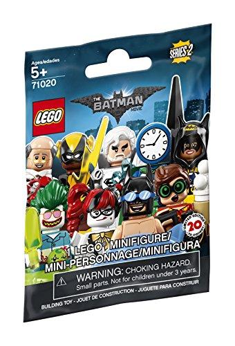 LEGO 71020 Minifigure THE LEGO BATMAN MOVIE Series...