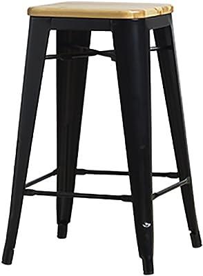 Amazon.com: WANGXIU - Taburete de escalera plegable para el ...