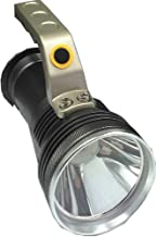 High Power Searchlight Direct Charging Hand Lamp All Aluminum Alloy Glare Miner's Lamp Three-Speed Fixed Focus Long-Range ...