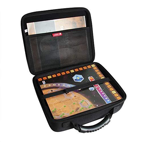 Hermitshell Hartschalen-Reisekoffer für Terraforming Mars Brettspiel