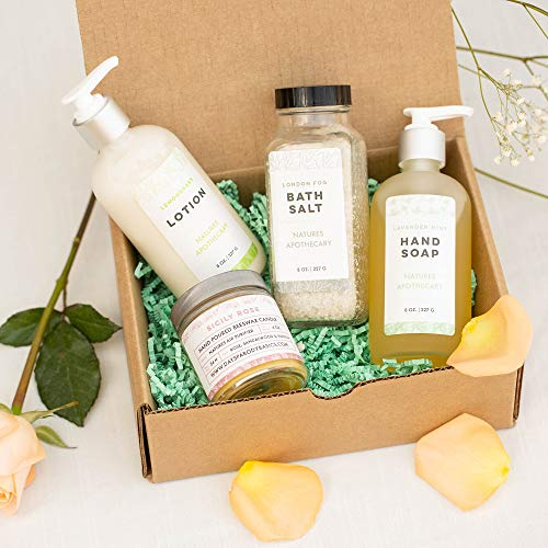DAYSPA Body Basics - Handcrafted in USA, All Natural Bath & Body Subscription Box: VIP