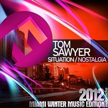 Situation / Nostalgia (Miami Winter Music Edition 2012)