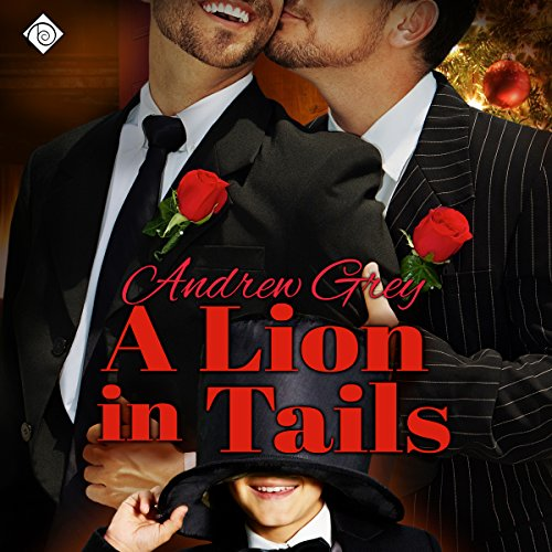 A Lion in Tails audiobook cover art