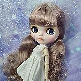 Sunnyによって設計されたFortune Days 人形ドール,ひな祭りの贈り物, 4種類の瞳孔の色+手塗りのメイク + 19個の改良した関節人形(J-CUS015)