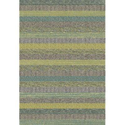 Rugs Direct Teppich, Heatset Polypropylen, Mehrfarbig, 80 x 150 cm