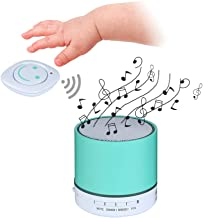 Wireless Baby Movement Monitor Sensor for Baby Safty Electrical Safty Kitchen Safty Alarm System Baby Dangerous Behavior Alarm Alerter Anti-Motion Trembler Detectors Device