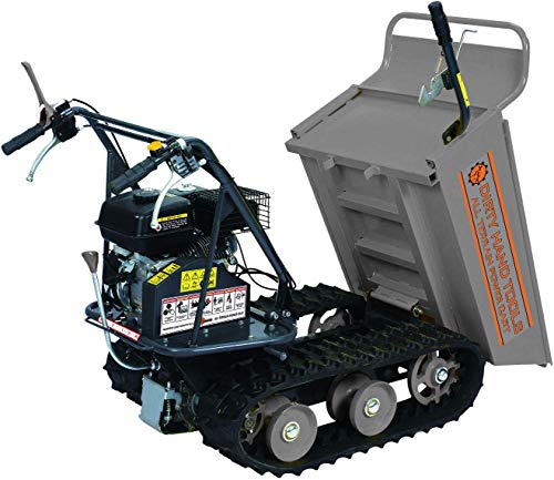 Dirty Hand Tools | 101872 | All Terrain Power Cart with 6.5 HP 196cc...