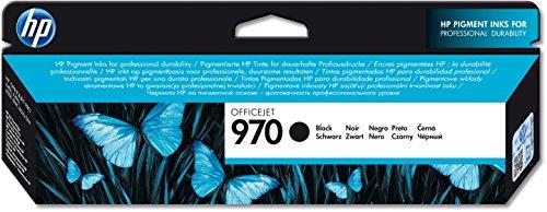 HP 970 Schwarz Original Druckerpatrone für HP Officejet Pro