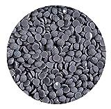 Pracht Creatives Hobby DDH-8443 - Diamond Dotz Freestyle Steinchen in dark dove, 12 g, je 2,8 mm groß, funkelnde Diamanten zum Gestalten von kreativen Diamond Dotz Designs