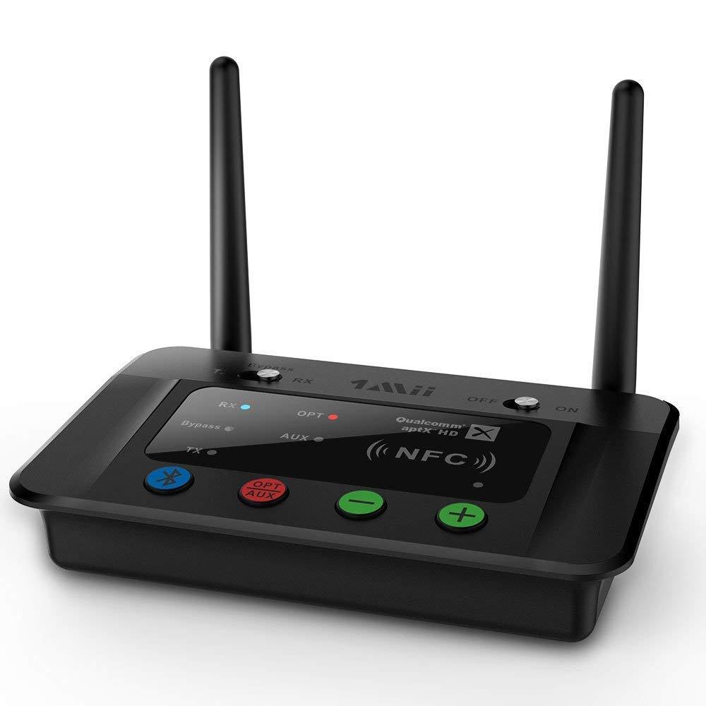 Bluetooth Transmitter Receiver Adapter Headphone