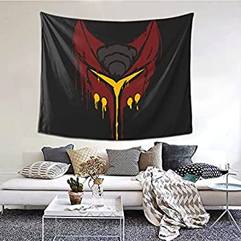 Ratchet And Clank Deadlocked Red Tapestry Wall Hanging Home Decor Art For College Dorm Bedroom Living Room Home Decor 60x50 Inches