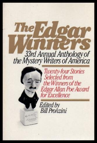 The Edgar Winners: 33rd Annual Anthology of the Mystery Writers of America - Book #33 of the Mystery Writers of America Anthology