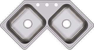 Best corner sink kitchen undermount Reviews