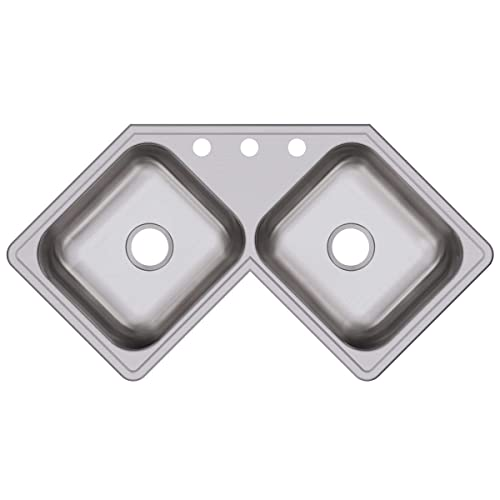 Corner Kitchen Sinks Amazon Com