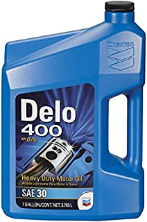 Delo 400 SAE 30 Motor Oil - 1 Gallon Jug