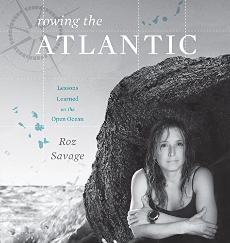 Rowing the Atlantic audiobook cover art