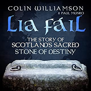 Lia Fáil audiobook cover art