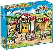 PLAYMOBIL Horse Farm Building Set