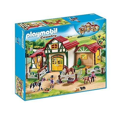 Buy Playmobil Horse Farm Building Set Toys R Us