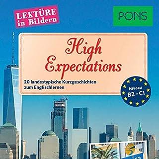 High Expectations. 20 landestypische Kurzgeschichten zum Englischlernen Titelbild