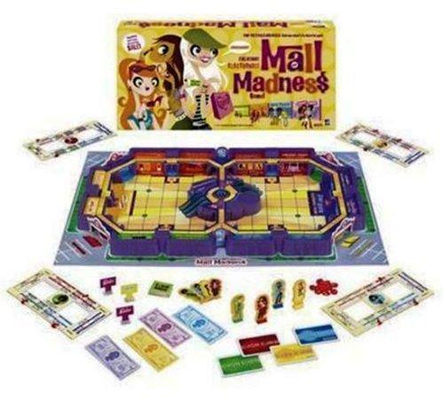 Hasbro Gaming Mall Madness