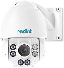 Reolink PTZ PoE beveiligingscamera 5MP Super HD Pan Tilt 4X Optical Zoom IP66 Waterdichte Outdoor Indoor IR Night Vision M...