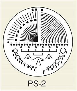 ピーク(Peak) スケール・ルーペ目盛板 PS-2 /2-190-02