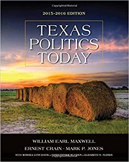 Texas Politics Today MindLink Access Code ONLY