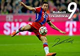 Robert Lewandowski #7 Unterzeichnet Motivation Politur