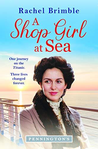 A Shop Girl at Sea (Pennington's Book 4) by [Rachel Brimble]