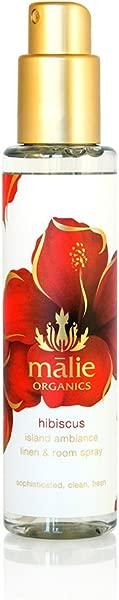 Malie Organics Linen Room Spray Hibiscus