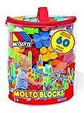 M MOLTO Bolsa Blocks 60 pcs.