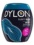 Dylon - Tinte para Tela (350 g), Color Azul Marino, Azul Marino, 3