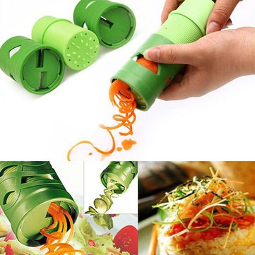 Yield Carver - Function Vegetable Fruit Cucumber Cutter Slicer Device - Cutting Tool - 1PCs