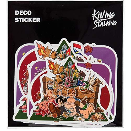 [LEZHIN] [Killing Stalking] Decoration Stickers