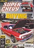 Super Chevy Magazine April 2013