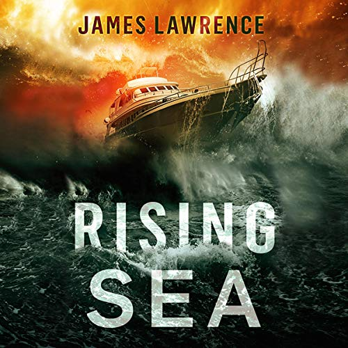 Rising Sea audiobook cover art