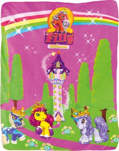 United Labels 0116582 - Filly Pony Fleecedecke