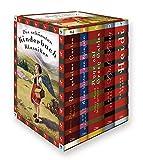 Die schönsten Kinderbuchklassiker - Der geheime Garten - Alice hinter den Spiegeln - Anne auf Green Gables - Black Beauty - Heidi (5 Bände im Schuber)