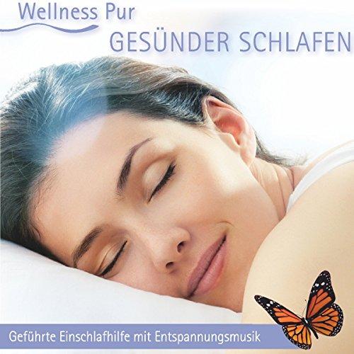 Gesünder schlafen: Geführte Einschlafhilfe mit Entspannungsmusik