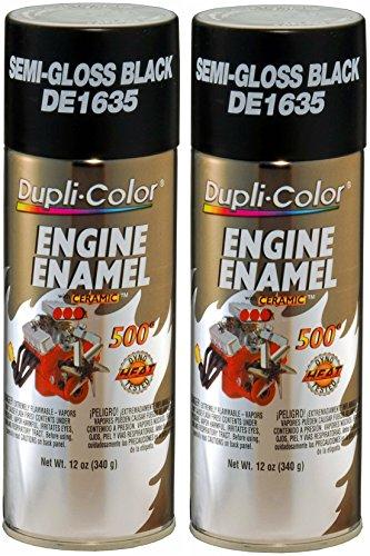 duplicolor engine black - 2