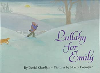 Lullaby for Emily 0805029575 Book Cover